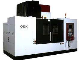 立型マシニングセンター OKKVM-7