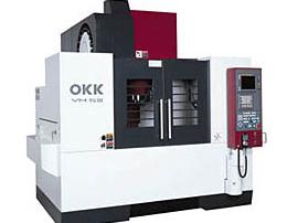 立型マシニングセンター OKKVM-5
